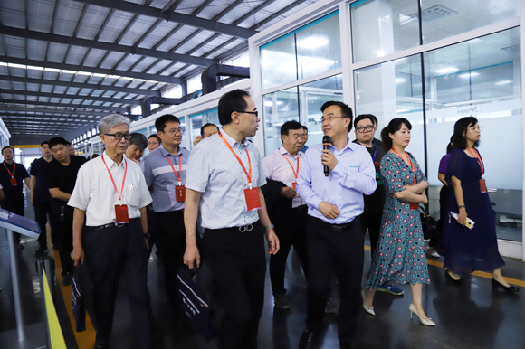 Academicians and Experts Visited LandGlass to Conduct Research