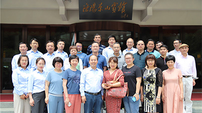 Experts from the Architecture Related Fields in Zhejiang Province Visited LandGlass